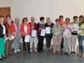 40 Jahre GGS - die treuen Mitglieder